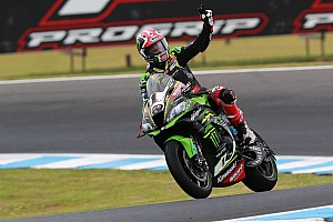 World Superbike Breaking news Rea diganjar penghargaan bergengsi Torrens Trophy