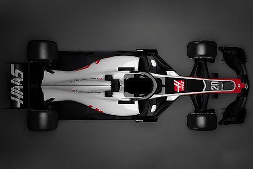 Bildergalerie: Haas VF-18 für die Formel 1 2018