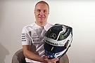 Формула 1 Боттас раскрыл придуманный болельщиками дизайн шлема