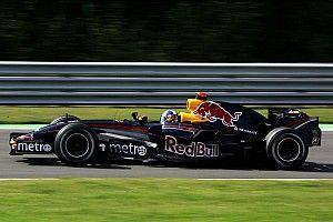Toutes les Red Bull de l'Histoire de la F1