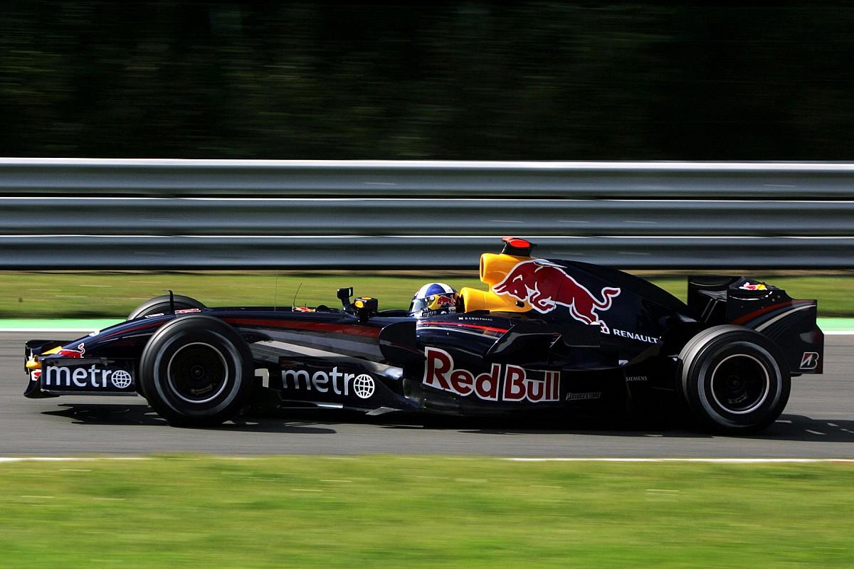 In beeld: Alle F1-wagens van Red Bull Racing