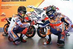Marquez-Pedrosa puji metode kerja baru Honda