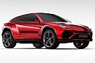 Automotive Lamborghini Urus SUV technical specifications revealed