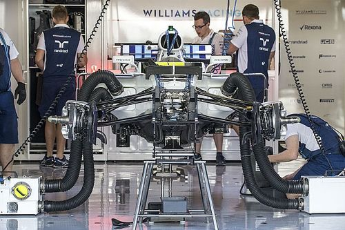 A 2018-as Williams nem készül el az első téli tesztre?