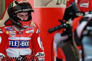 Lorenzo envisage d'intégrer Debón à son équipe