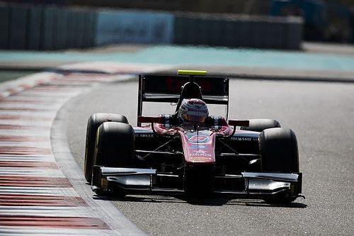 Abu Dhabi F2: Albon tops final practice of 2017
