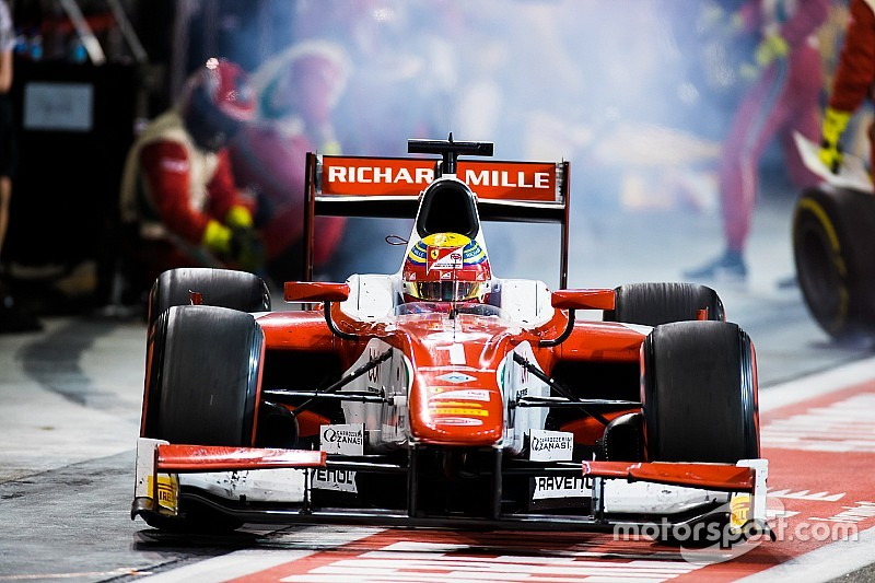 Ф2 в Абу-Дабі: Леклер поставив ефектну крапку в сезоні