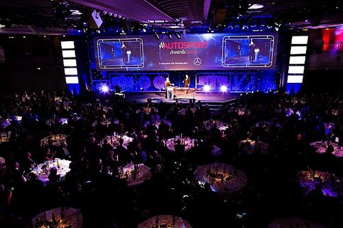 Autosport Awards 2017: comment les regarder en direct