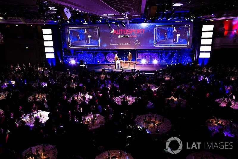 直播贴:2017年Autosport年度颁奖典礼