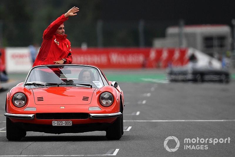 Leclerc duplázni készül a Ferrarival: irány Monza!
