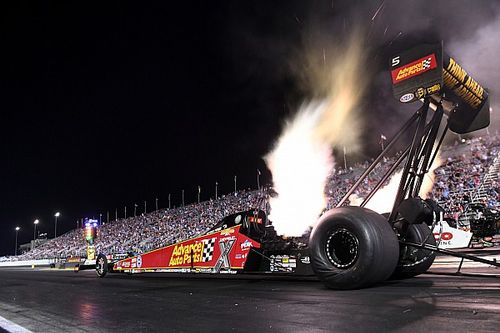 NHRA aims to resume in August, new schedule expected soon