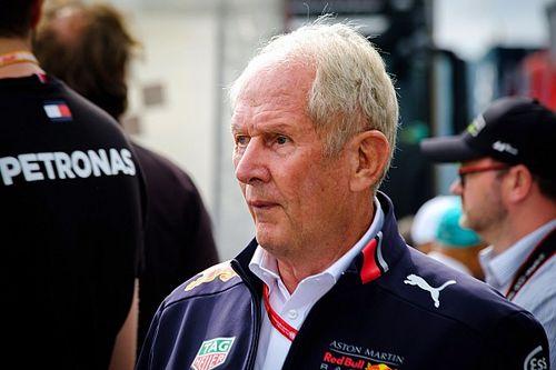 Red Bull: Perdemos 100 millones si no hay cinco carreras