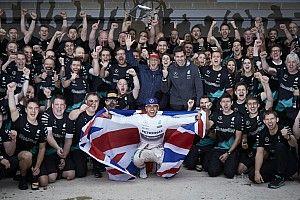 Egészen lenyűgöző: Hamilton 60 győzelme a Mercedesszel