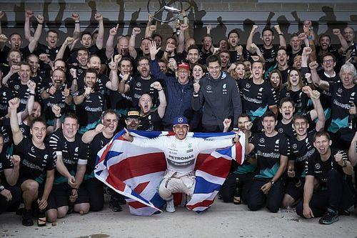 GALERÍA: Las 66 victorias de Hamilton con Mercedes