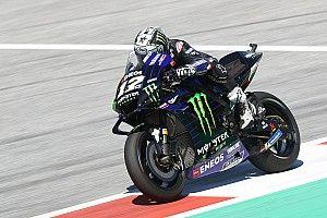 FP4 MotoGP Austria: Vinales antarkan Yamaha ke puncak