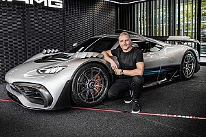 Les livraisons de la Mercedes-AMG One sont retardées de deux ans