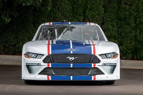 GALERIA: Ford revela novo Mustang para NASCAR Xfinity Series em 2020