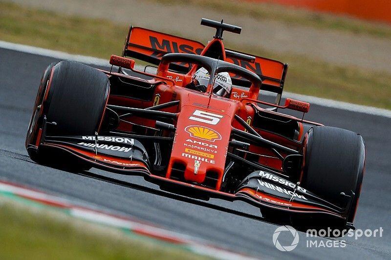 Vettel: Tradycyjna flaga powinna być decydująca
