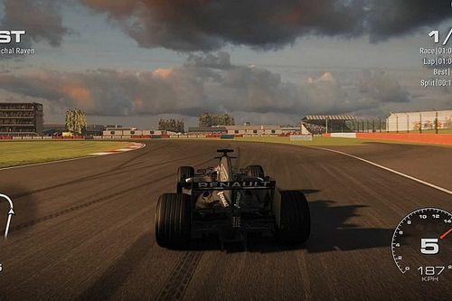 Ilyen Alonso világbajnok F1-es gépével száguldani a GRID-ben Silverstone-ban (4K)
