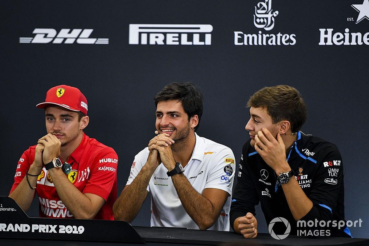 Russell is egy bajnokesélyes autót akarna, mint Sainz, Leclerc, vagy Verstappen