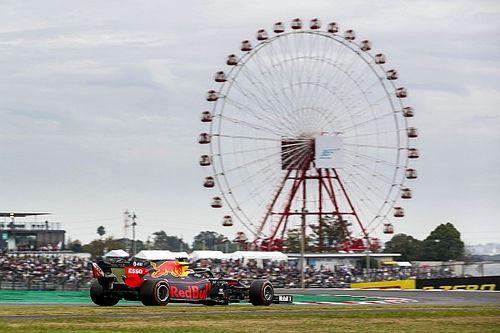 Grid de largada do GP do Japão poderá ser definido pelos tempos do 2º treino livre