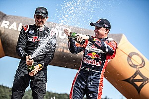 Morocco Rally: De Villiers wins, Alonso 27th