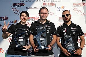 Santoro vince al Mugello e diventa leader della Porsche Esports Carrera Cup Italia