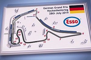 Promoted: 2019 F1 German GP Preview with Esso Synergy Fuel