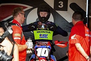 Vlaanderen vertegenwoordigt TeamNL tijdens Motocross of Nations