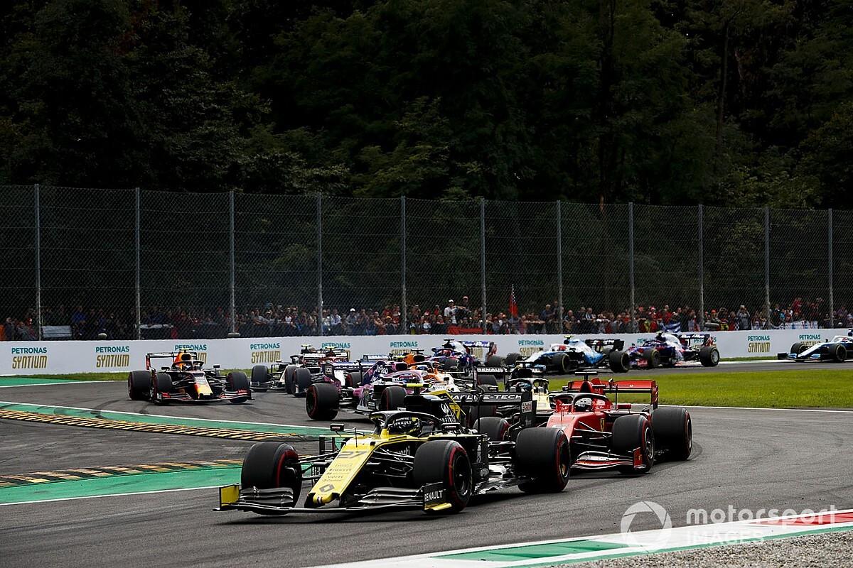 Ricciardo: Les grilles inversées, pas la première des priorités