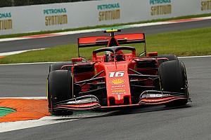 Ferrari, Singapur'a yeni parçalar getirecek