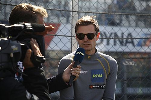 Aberdein poised for works BMW DTM drive