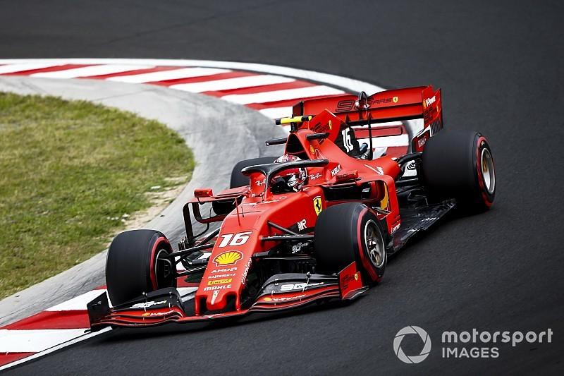Formel 1 Ungarn 2019: Das 1. Training im Formel-1-Live-Ticker