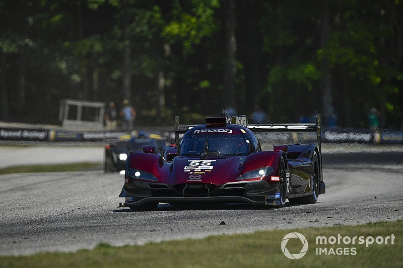 "Mazda's IMSA streak a result of ""relentless effort"""