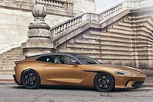 Orrmotoros autóként is remekül mutatna a McLaren GT