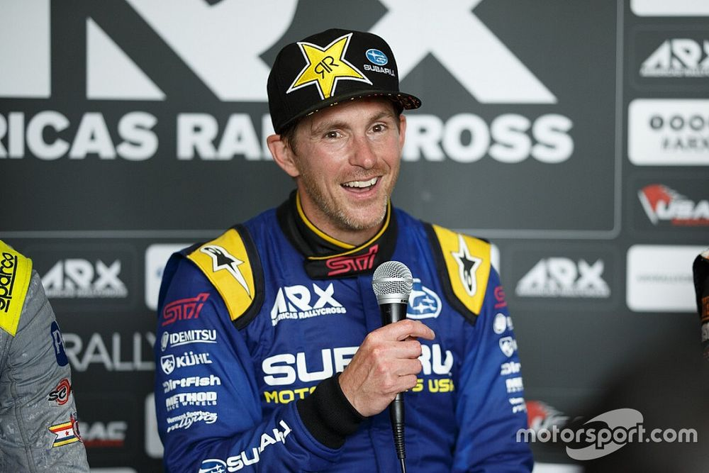Speed ruled out of final ARX rounds with injury