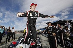 Herta gana en Laguna Seca y Newgarden es campeón