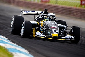 Sandown S5000: Macrow tops historic first practice