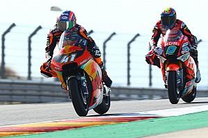 Binder resiste a Navarro y gana en Moto2