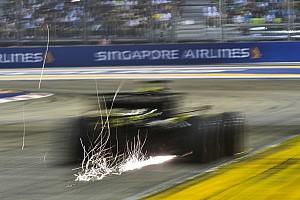 Ricciardo wykluczony z kwalifikacji