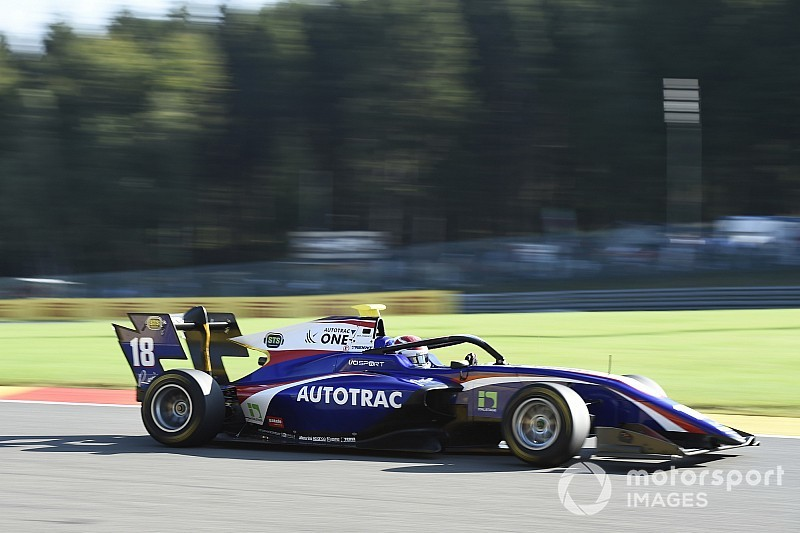 Spa F3: Piquet becomes eighth different winner in 2019