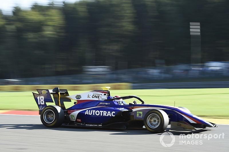 F3: Pedro Piquet faz corrida perfeita e vence na Bélgica