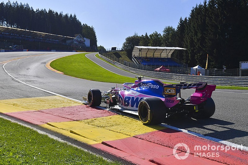 Live: Follow Belgian GP practice as it happens
