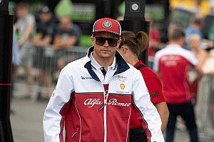 "F1: Raikkonen é atacado por fã que ""parecia bêbado"" na Bélgica"
