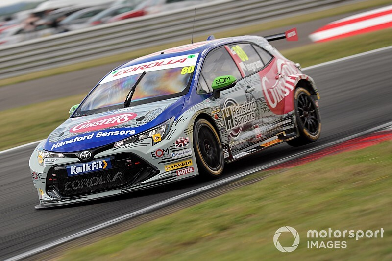 Silverstone BTCC: Ingram wins from Plato, Turkington spins