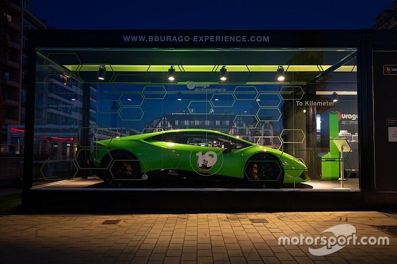 Promoted: Rij één jaar lang met een Lamborghini Huracan