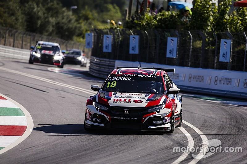 Tiago Monteiro risorge a Vila Real, emozionante trionfo in Gara 3 con la Honda