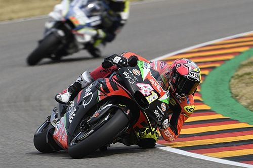Espargaro: Sachsenring the first race of 2019 I enjoyed