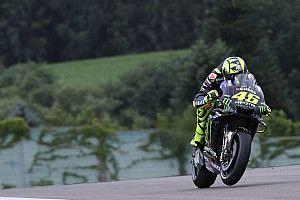 Rossi craint de partir trop loin pour le podium