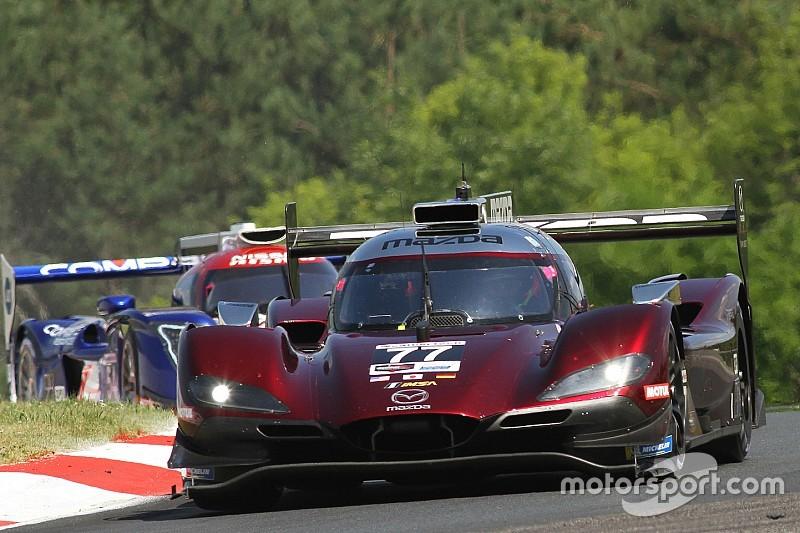 Mazda logra el 1-2 por segunda vez en la temporada; Montoya en tercero